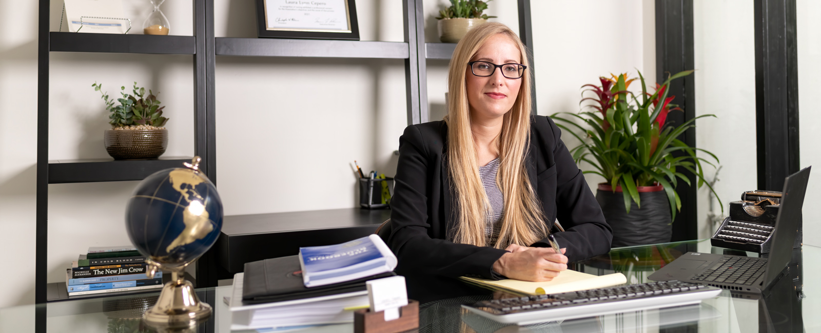 Raising the Bar: Valencia paralegal grad excels in the classroom and courtroom to become a defense attorney.