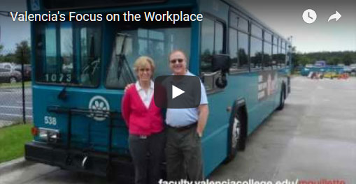 Focus on the Workplace video