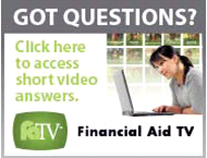 View short video answers to financial aid questions