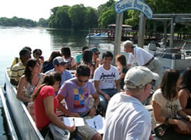 Winter Park Boat Tour-Student Group