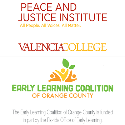 Peace and Justice Institute and Early Learning Coalition of Orange County