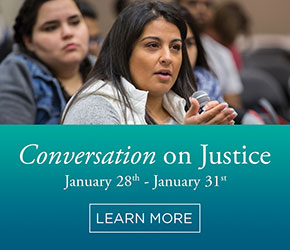 Conversation on Justice 2019