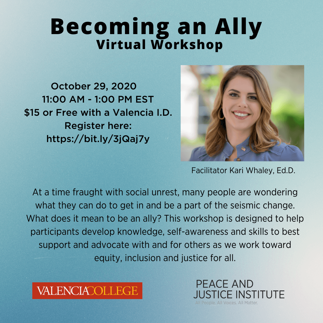 Becoming an Ally Workshop